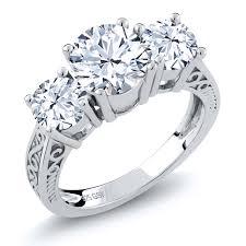 walmart white gold engagement rings jewelry walmart