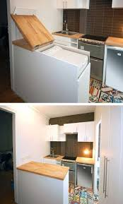 Space Saving Ideas Kitchen 24 Extremely Creative And Clever Space Saving Ideas That Will