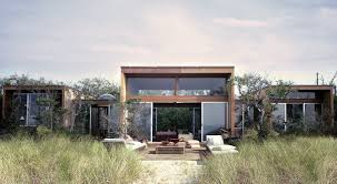 photo 5 of 9 in 9 modern beach bungalows from must see modern