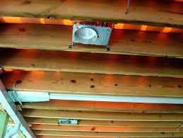 Patio Deck Lighting Ideas Charming Design Under Deck Lighting Agreeable Kitchen Under Deck