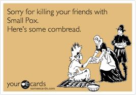 small pox stuff