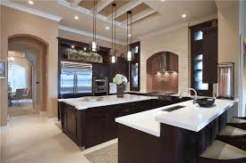 black cabinets white countertops 53 high end contemporary kitchen designs with natural wood cabinets