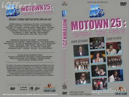 motown 25 anniversary motown 25th anniversary collection 2 dvd set for sale