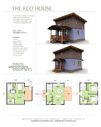 eco floor plans floor plan townhouse houses simple build designs builders