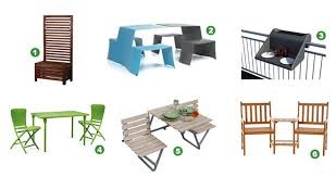 beyond the bistro set furniture for balconies the city planter