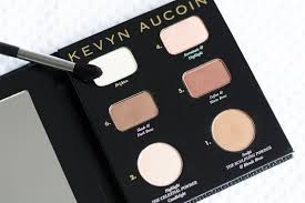 brigitte hayley kevyn aucoin the contour book the art of