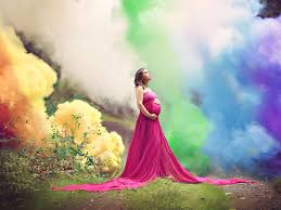 rainbow light women s one side effects woman who had six miscarriages celebrates pregnancy with rainbow