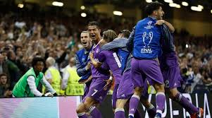 imagenes del real madrid juventus real madrid thrash juventus 4 1 to win second chions league title