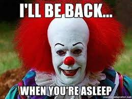 Funny Clown Meme - pennywise the clown funny as f pinterest horror stephen