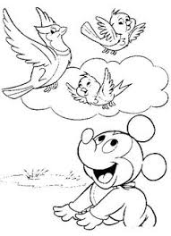 baby mickey mouse coloring pages disney mickey mouse coloring pages visit tsumtsumplush com for