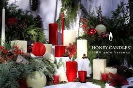 Christmas Decorations Candle In Window by How Do I Make Beeswax Candles Part Of My Christmas Decor
