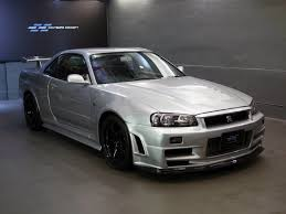 nissan skyline fast and furious 4 extremely rare nissan skyline gt r nismo z tune for sale at