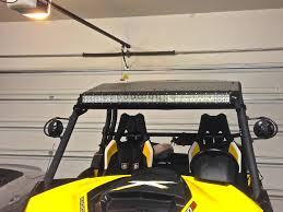 42 In Led Light Bar by Mounting Options 40