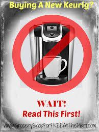 best keurig coffeemaker deals black friday stop don u0027t buy a new keurig coffee maker before reading this