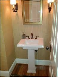 design ideas for small bathroom small bathroom sink small wall