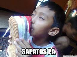 Sapatos Pa Meme - pa