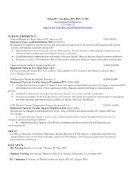 Sample Nursing Resumes by 48 Registered Nurse Resume Template Nurse Resume Sample