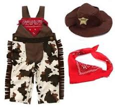 Sheriff Halloween Costumes Baby Boy Cowboy Western Sheriff Halloween Fancy Costume