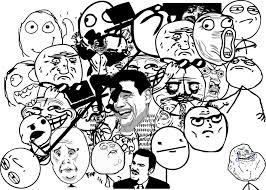 Internet Memes Faces - the eccentric realist what has society done to internet memes