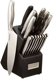 amazon com cuisinart c77ss 17p 17 piece artiste collection