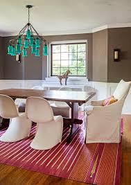 Esszimmer Dunkle M El 50 Esszimmer Teppich Ideen Welche Form U0026 Farbe Wählen