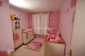 exemple chambre bébé exemple peinture chambre bebe fille meilleures idées créatives