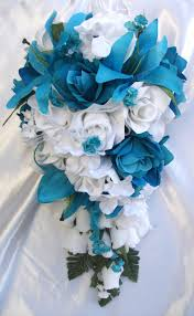wedding flowers packages best 25 turquoise wedding bouquets ideas on turquoise
