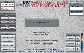 Uic Map Lca A001 Academic Computing And Communications Center