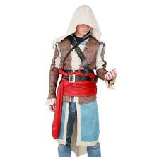 assassins creed 4 xcoser style edward kenway costumes tdkr bane