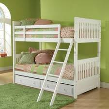 Viv Rae Portia Twin Over Twin Bunk Bed With Trundle  Reviews - Twin over twin bunk beds