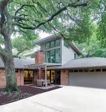 What Is A Mid Century Modern Home Aluminum Windows Enhance A Modern Home Milgard