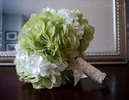 hydrangea wedding bouquet wedding bouquet green and white hydrangea bridal bouquet