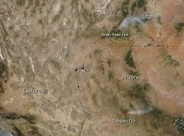 New Mexico Weather Map by Fires In The Gila Wilderness New Mexico Nasa