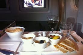 Airline Glass And Upholstery Fly Business Class Qatar Cathay Pacific Emirates And Singapore