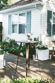 Outdoor Backyard Wedding Gloria And Scott U0027s Intimate Backyard Wedding