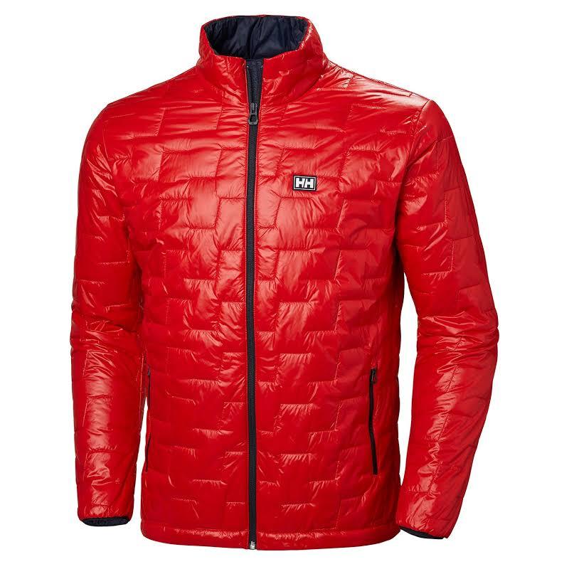Helly Hansen Lifaloft Insulator Jacket Alert Red Small 65603-222-S