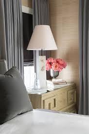 girls bedroom limed oak mirrored nightstand design ideas