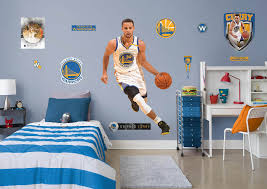 stephen curry stephen curry wall decals and walls house stephen curry fathead wall decal