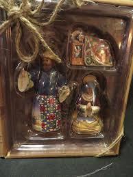Jim Shore Christmas Ornaments Canada by 20 Best Jim Shore Nativity Ornaments Images On Pinterest