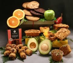 gluten free gourmet gift baskets delivered manhattan fruitier