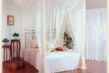 White Bed Canopy Bed Canopies Ebay
