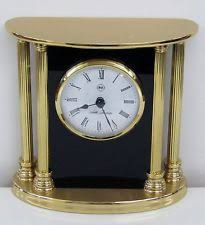 Outdoor Pedestal Clock Thermometer Seth Thomas Wall Clocks Ebay