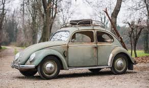 volkswagen beetle classic volkswagen beetle set to fetch almost 70 000 at auction