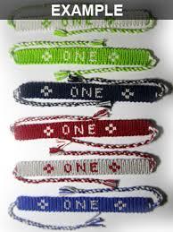 customized name bracelets woven custom name bracelet