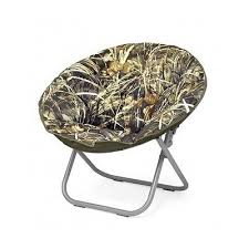 Dorm Lounge Chair Saucer Chair Indoor Outdoor Round Lounge Chair Folding Home Patio