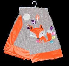 fox ribbon lollypop curly soft fox owl dinosaur applique ribbon baby