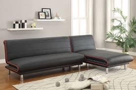 Leather Futon Sofa Futon Beds Cheap For Guest Room Rafael Home Biz