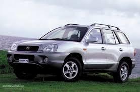 hyundai santa fe 2004 review hyundai santa fe specs 2000 2001 2002 2003 2004 autoevolution