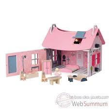 cuisine mademoiselle janod maison de poupées mademoiselle janod j06534 dans jouets en