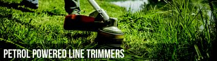 line trimmers u2013 petrol powered